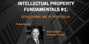 IP attorney presents at Live Workshop on how to protect your startup idea with an IP Portfolio