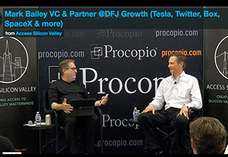 Mark Baiely JFJ Growth speaks at Access Silicon Valley